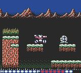 Blaster Master: Enemy Below Game Boy Color This enemy can walk even upside down