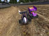 Sprint Car Challenge Windows A close duel with sprinters.