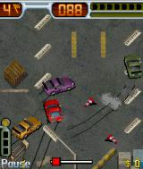 The Fast and the Furious: Tokyo J2ME In the later levels, opponents upgrade their cars as well.