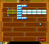 Woody Pop Game Gear The first level