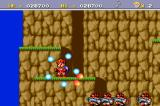 Legend of Hero Tonma TurboGrafx-16 Protected by a ring of blue balls