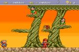 Legend of Hero Tonma TurboGrafx-16 The woods