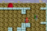 Legend of Hero Tonma TurboGrafx-16 The dungeon