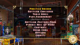 Pinball Hall of Fame: The Gottlieb Collection PSP Main menu