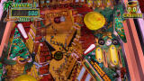 Pinball Hall of Fame: The Gottlieb Collection PSP El Dorado City of Gold table in middle of play