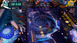 Pinball Hall of Fame: The Gottlieb Collection PSP Black Hole table in middle of play