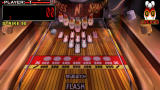 Pinball Hall of Fame: The Gottlieb Collection PSP Strikes N' Spares table gameplay