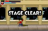Disney's American Dragon: Jake Long - Rise of the Huntsclan! Game Boy Advance Stage Clear!