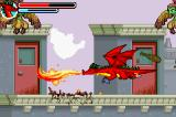 Disney's American Dragon: Jake Long - Rise of the Huntsclan! Game Boy Advance It's much easier to beat harpies as a dragon