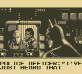 Batman: The Video Game Game Boy In the Batcave...