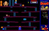 "CHAMP Kong DOS This is the first level in the ""Champ"" mode."