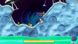 Worms: Open Warfare PSP War in outer space
