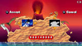 Worms: Open Warfare PSP Map generator options