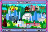 The Powerpuff Girls: Him and Seek Game Boy Advance You can check your location on the map