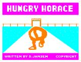 "Hungry Horace Dragon 32/64 The loading screen makes good use of the useless ""buff"" colour scheme"