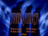 Shivers Windows 3.x title screen