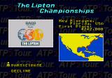 ATP Tour Championship Tennis Genesis It's possible to decline participation on an event