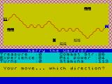 The Valley ZX Spectrum Starting screen