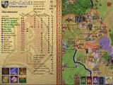 Birthright: The Gorgon's Alliance Windows Detailed map view of your holdings