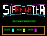 Star Fighter Dragon 32/64 Title screen