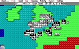 UMS II: Nations at War DOS Start of WWII Operation Overlord scenario (Corps Level)