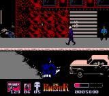 The Punisher NES Hey you! Suspicious man in blue!