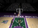 NBA Live 06 Windows Kobe Bryant dunks