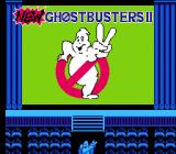 New Ghostbusters II NES Opening title