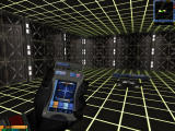 Star Trek: Elite Force II Windows The Holodeck is the training ground of choice to test out new weapons