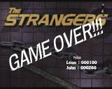 The Strangers Amiga Game over