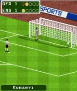 FIFA 06 J2ME Penalty shootout