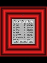 Scorched Earth DOS Final Score :)