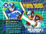Mega Man X5 PlayStation You can play as X or Zero.
