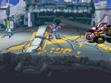 Mega Man X5 PlayStation Don't get too close, that vehicle pulls out saw blades.