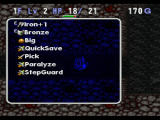 World of Dragon Warrior: Torneko - The Last Hope PlayStation Different dungeons generate different percentages of items. Here is a larger inventory of stuff