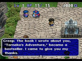 World of Dragon Warrior: Torneko - The Last Hope PlayStation Unfortunately Creep didn't receive any royalties for the video game based off of it.