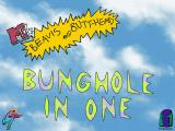 MTV's Beavis and Butt-Head: Bunghole in One Windows ...Bunghole in One