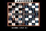 Archon: The Light and the Dark Apple II Move your pieces. (Boardgame sequence).