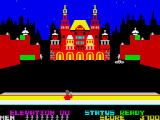 Raid Over Moscow ZX Spectrum Nice example of Russian building design