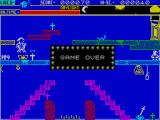 The Master ZX Spectrum Game over