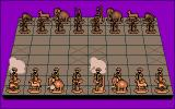 Distant Armies: A Playing History of Chess Amiga The eastern versions, such as Chaturanga shown here, often had elephants (think medieval tanks).
