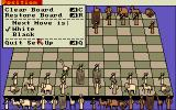 Distant Armies: A Playing History of Chess Amiga Distant Armies allows you to lay out your own scenario.