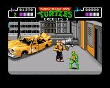 Teenage Mutant Ninja Turtles Amiga Bebop