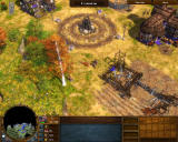 Age of Empires III: The WarChiefs Windows The Iroquois village.