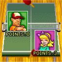 IF Ping Pong ExEn During the game, the score is presented between the points. Score 11 points to win the match