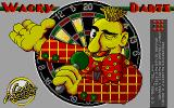 Wacky Darts Atari ST Loading screen and credits