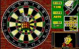 Wacky Darts Atari ST Need bull to win