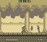 Castlevania: The Adventure Game Boy The Start of the First Level