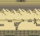 Castlevania: The Adventure Game Boy First Level Boss