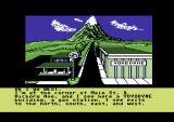 The Adventures of Buckaroo Banzai: Across the Eighth Dimension Commodore 64 Yoyodyne sweet Yoyodyne